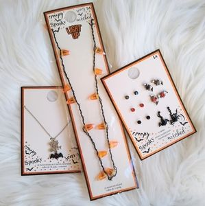 Halloween Costume Jewelry Collection